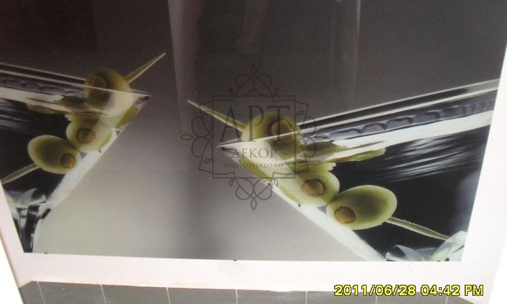 Оливки в мартини