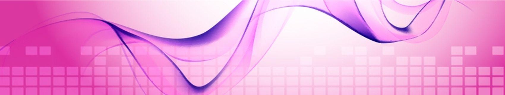 фиолетовые абстрактные волны на розовом