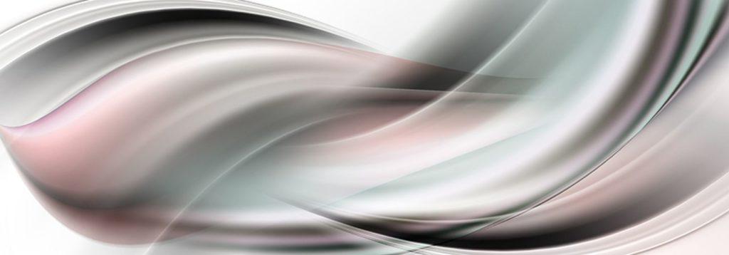 разноцветные абстрактные волны