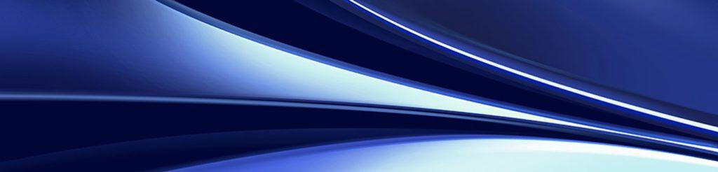 сине-голубые абстрактные линии