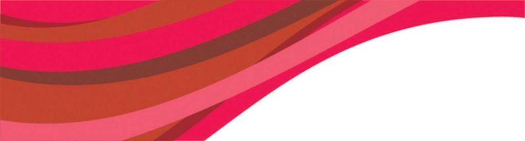 малиновые абстрактные линии
