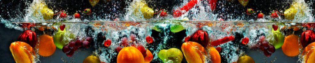 Фрукта в воде