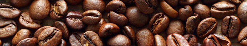Фартук кухни зерна кофе
