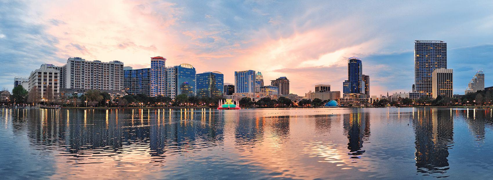 Флорида на закате