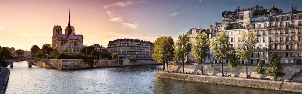 Париж Нотер-Дам де Пари