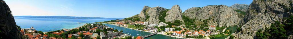 Хорватия река Цетина