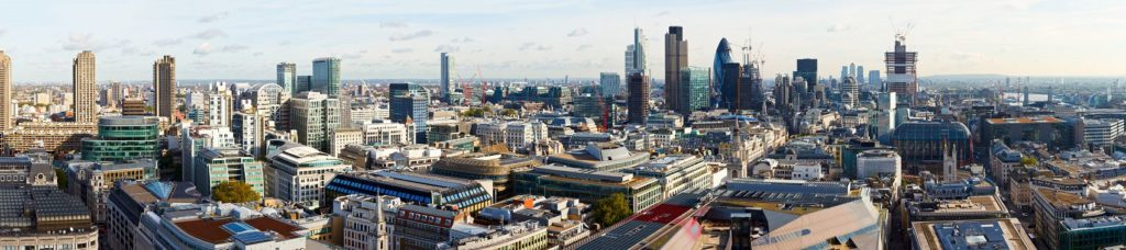 Крыши Лондона