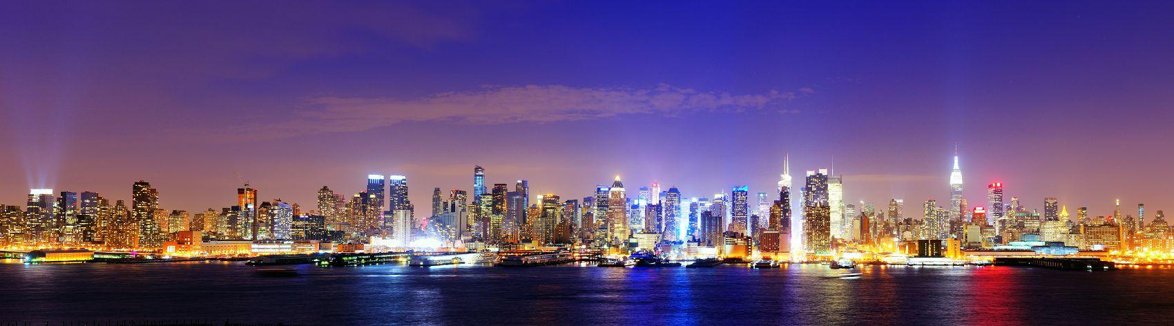 Все цвета ночного Чикаго