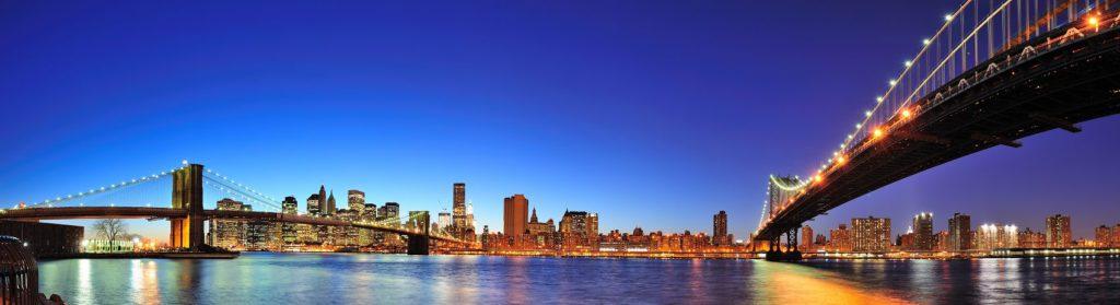 Манхэттен мосты через Ист-Ривер