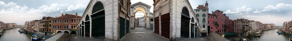 Улочки и каналы Венеции