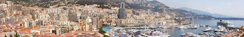 Порт в Монте-Карло