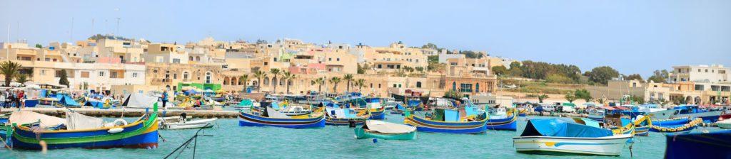 Греция лодки на воде