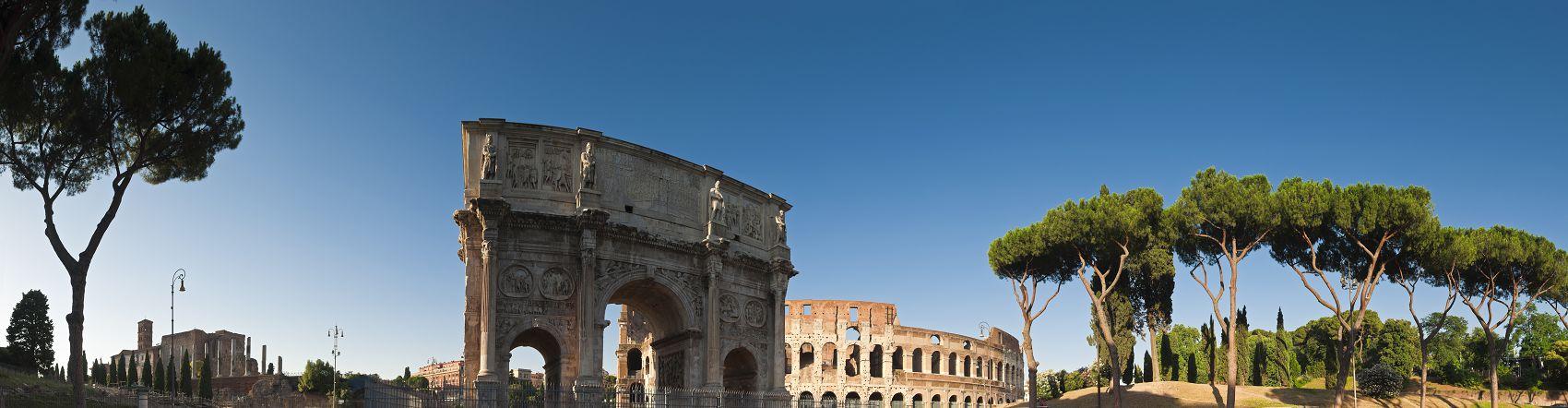 Древняя архитектура Рима