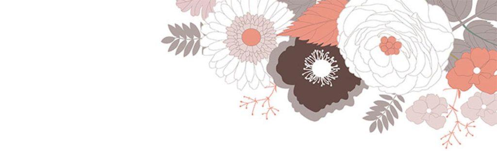Цветы рисунок графика