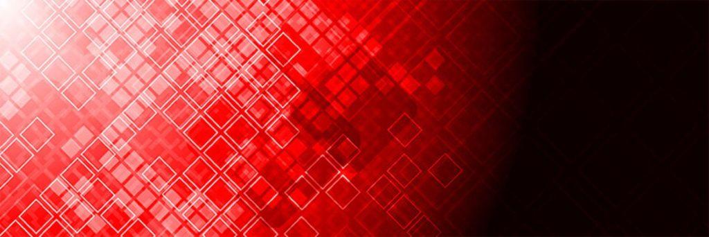 красный орнамент