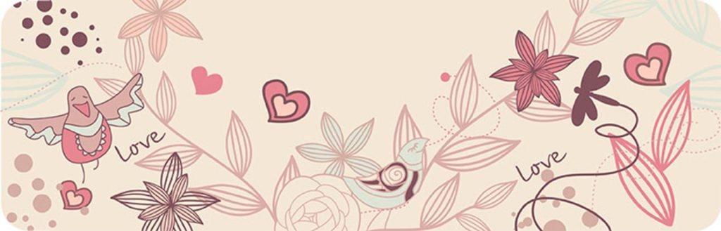 орнамент цветочный