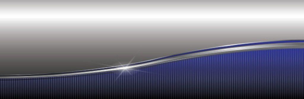Линии на синем фоне блик