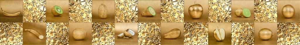 Золотые фрукты