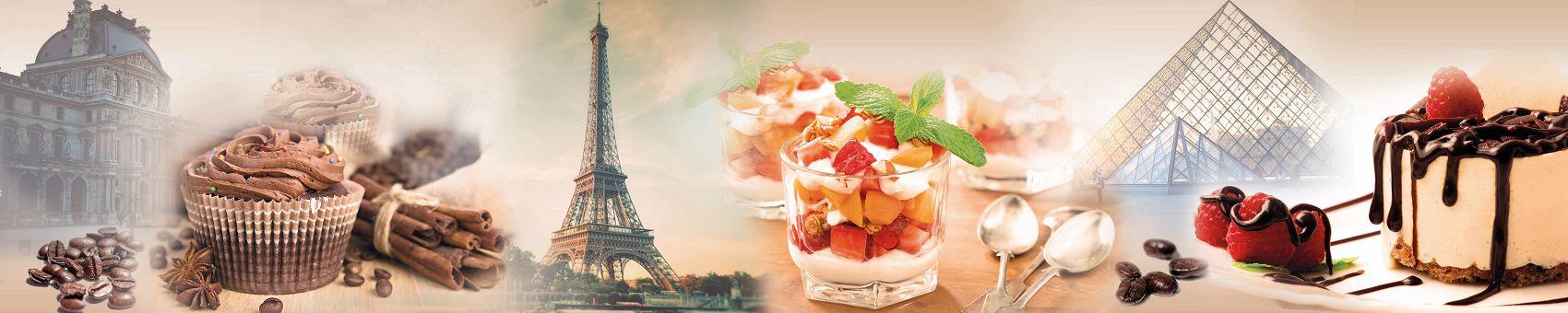 Десерт и Париж