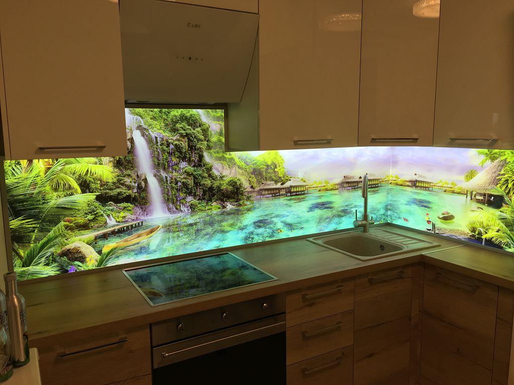 высокими фото хорошего разрешения под стекло для кухни даже