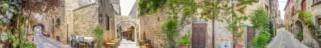 Иерусалим старый город улочки