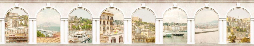 Панорамная Венеция фреска