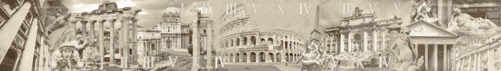 Колизей в Риме скинали
