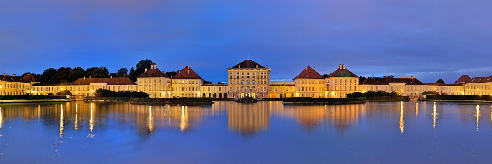 Замок в Мюнхене