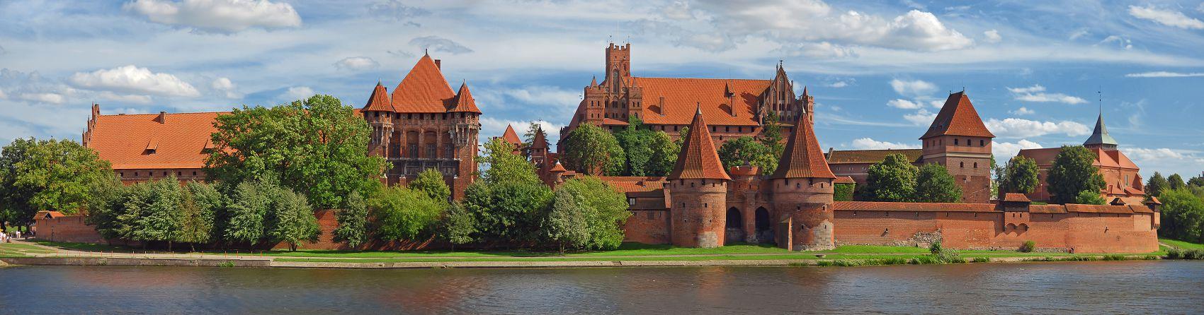 Замок в Мальборке