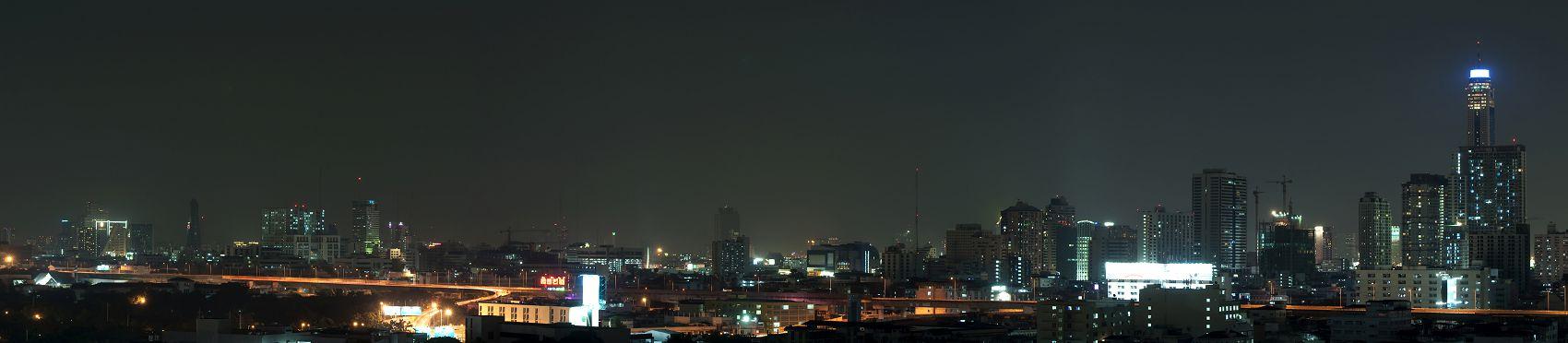 Ночная панорама