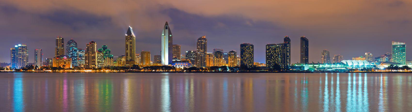 Сан-Диего город