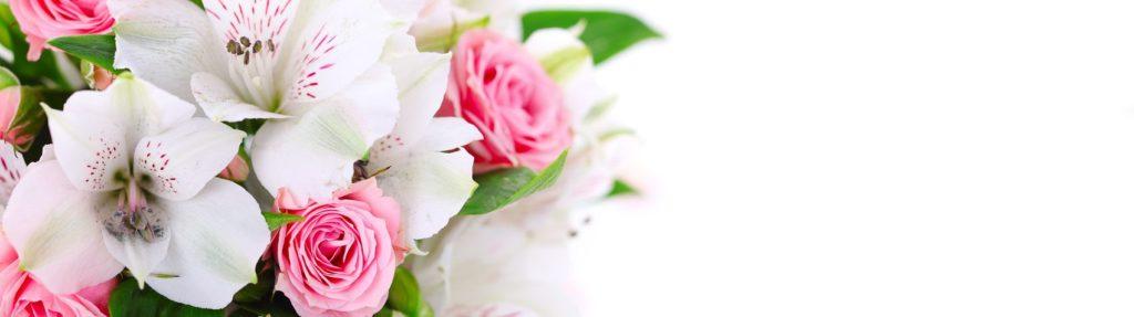 Скинали букет цветов