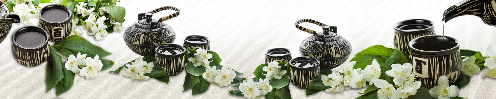 Фартук для кухни чайная церемония