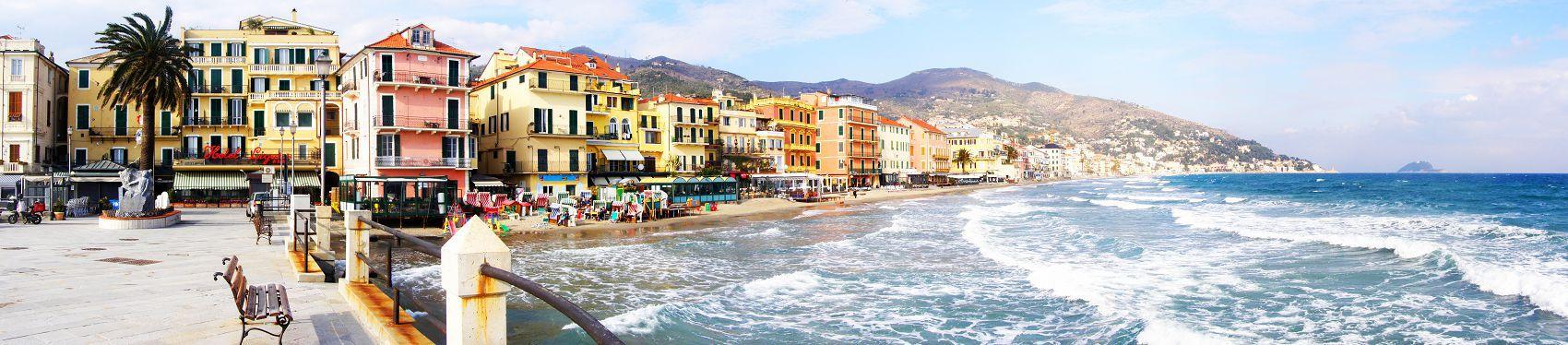Город в Италии