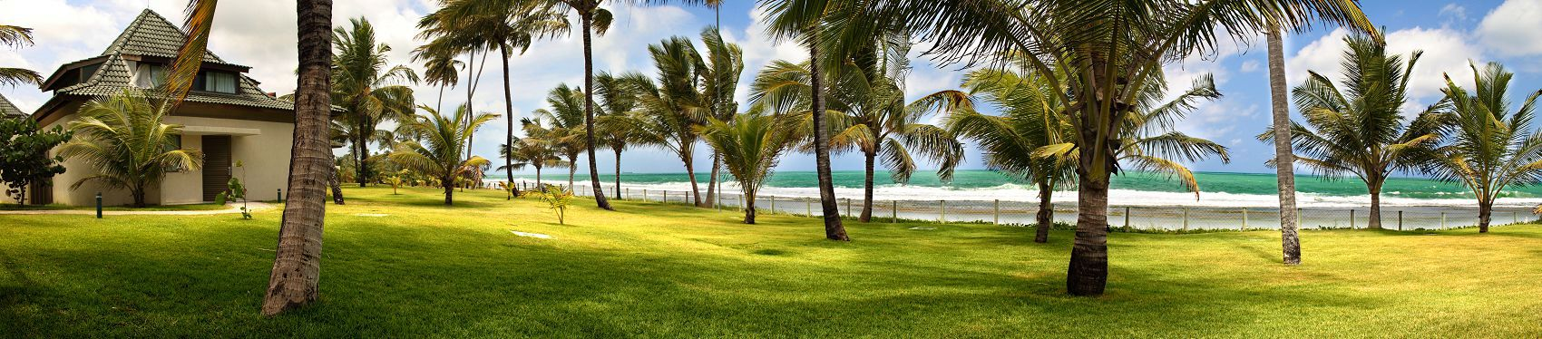 Маврикий пляж панорама