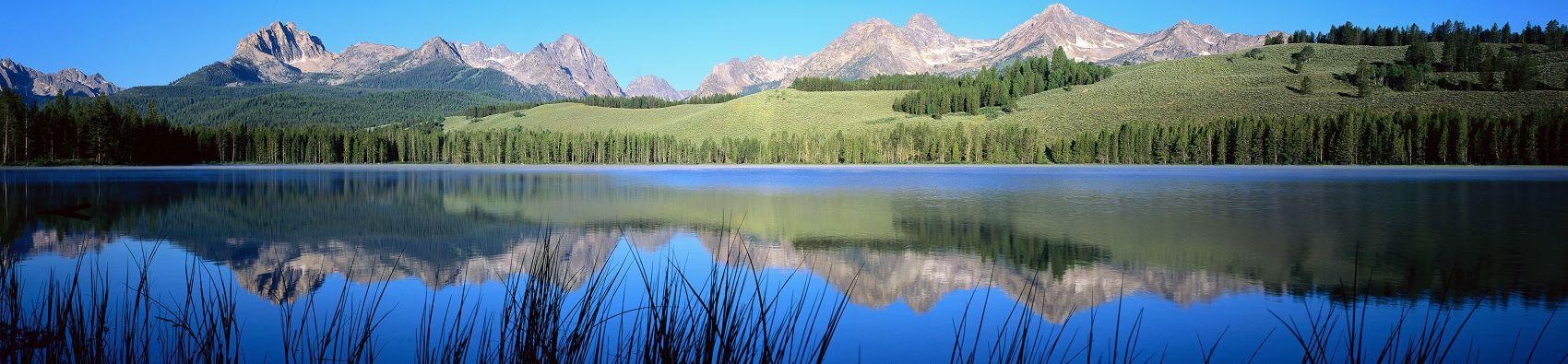 Горы природа